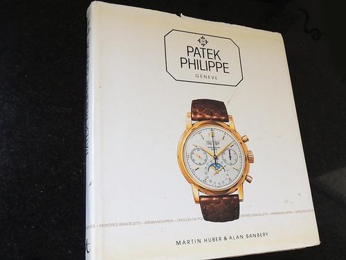 patek philippe o book do relógio