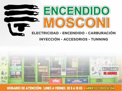 patente para trailer 101 mercosur en chapa + autoadhesivos