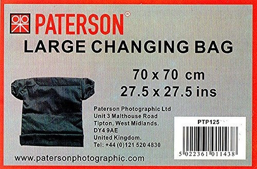 paterson changing bag 27.5  x