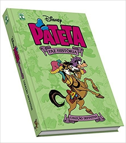 pateta faz história vol 3. coleção definitiva. cp dura.