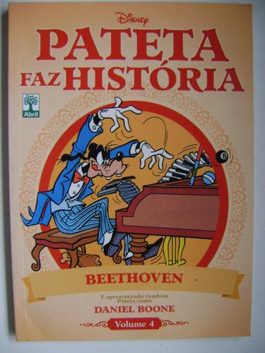 pateta faz história volumes 4-5 e 11