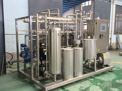 pateurizadores de jugos y leche  htst fabricacion 500-50000