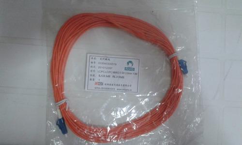 path cord fibra optica lc/lc multimodo