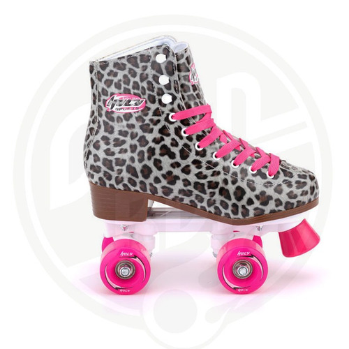 patin artistico hondar leop cuatro ruedas paralelo talla 33