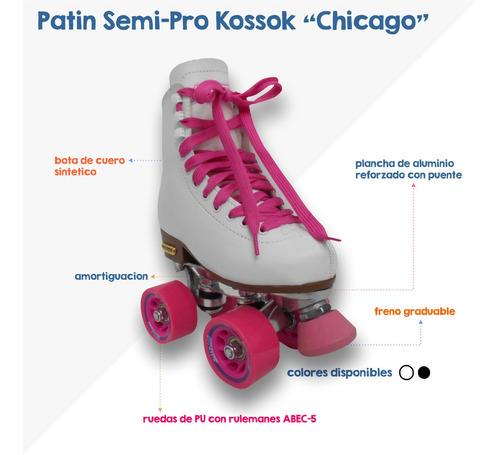 patin artistico semi profesional chicago kossok el mejor