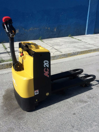 patin carretilla electrica nuevo 2 ton electrico 2017