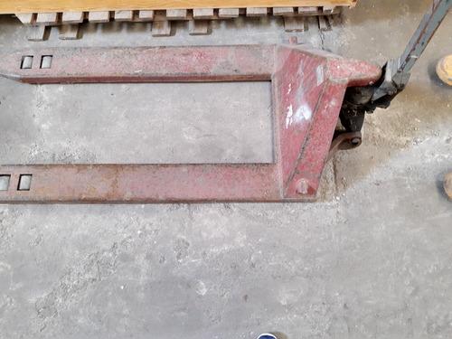 patin de carga