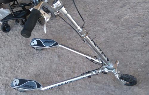 patin del diablo scooter trikke 8