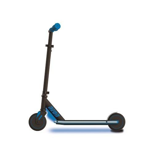 patin del diablo scooters yvolution neon viper azul