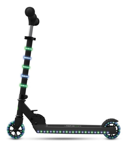 patin diablo scooter montable led