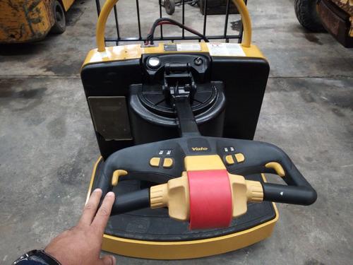 patín eléctrico para movimiento de materiales