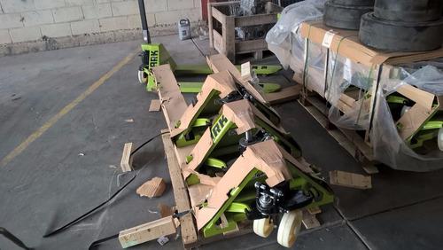 patin  hidraulico 5500 libras nuevo ,pallet jack