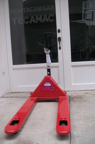 patin hidraulico nuevo 3 toneladas