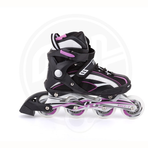 patin linea talla 38 q8 purple hondar urbano fitness