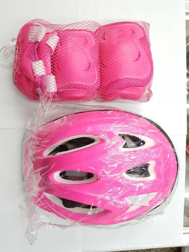 patin semiprofesional  luna luces kit de proteccion y bolso