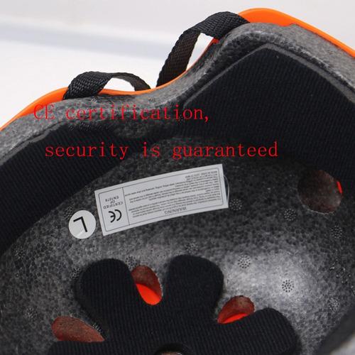 patinaje sobre ruedas casco monopatín cascos bicicleta equi