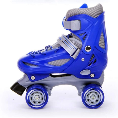 patines 4 ruedas de niños ajustable talla 27/38 /3gmarket