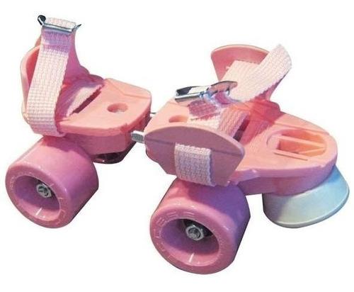 patines 4 ruedas leccese extensibles flash soko