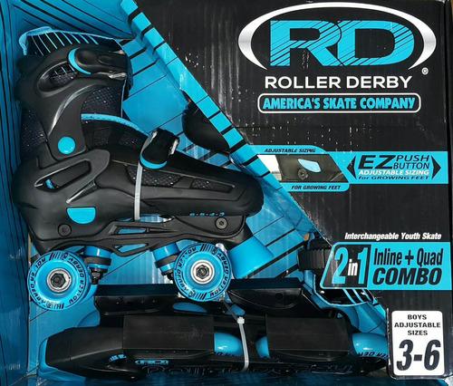 patines 4 ruedas y lineales