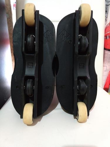 patines agresivos usd  vll clan