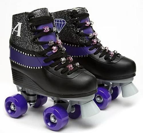 patines ambar dark original disney promoción