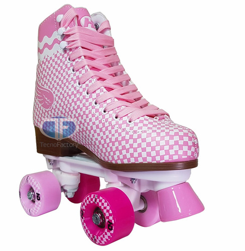 patines artisticos 4 ruedas hondar talla 36 / tecnofactory