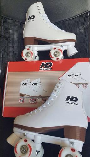 patines artísticos originales hondar