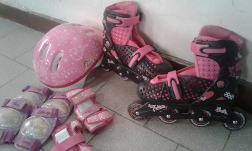 patines barbie originales