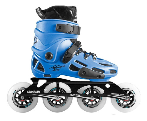 patines canariam xpider azul oscuro