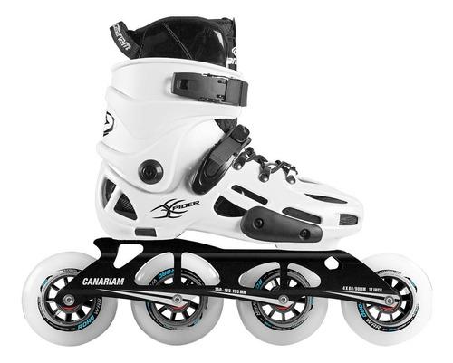 patines canariam xpider blanco
