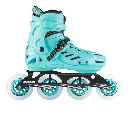 patines canariam xpro azul claro