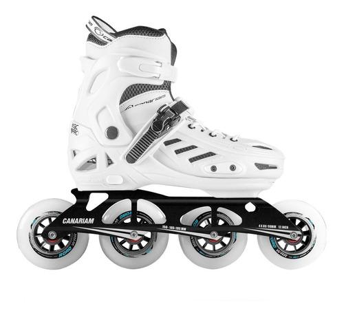 patines canariam xpro blanco