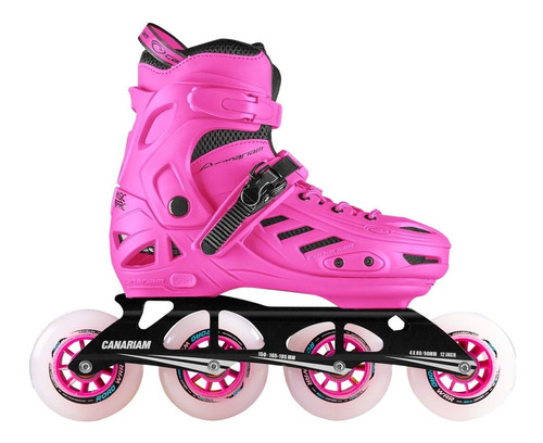patines canariam xpro fucsia