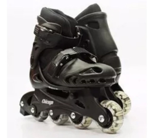 patines chicago kit protección originales en linea niños