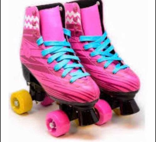 patines cuero