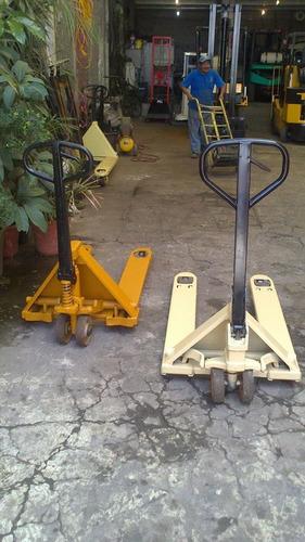 patines de carga varias marcas para 2 toneladas en $3500