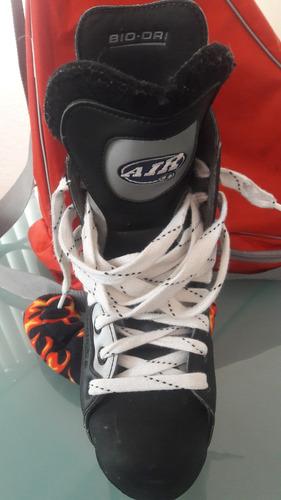 patines de hielo hockey easton