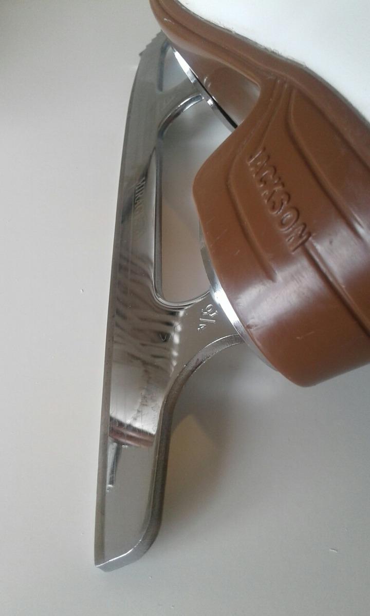 Patines De Hielo Jackson Classique N. 5 Cuchillas Mirage - $ 3.490 ...