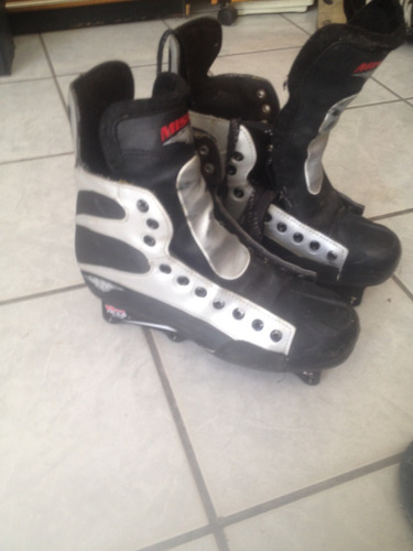 patines de inline hockey mission helium 200