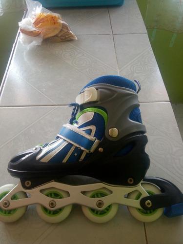 patines de linea ajustables