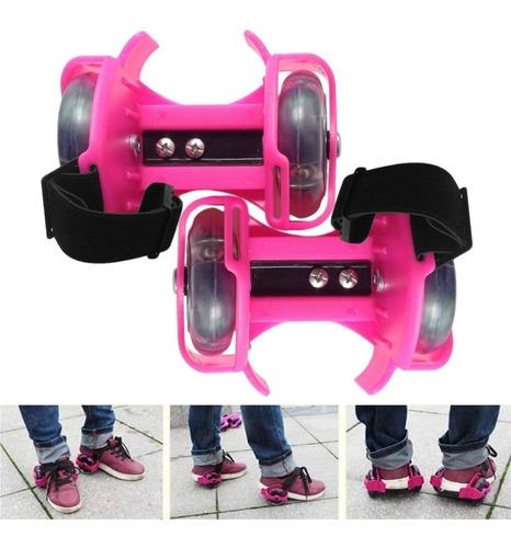 patines de niño para zapatos