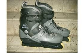 patines de uso rudo lunatic (excelentes)
