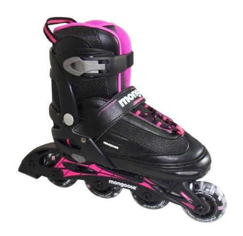 patines en línea de mangosta chica, grandes