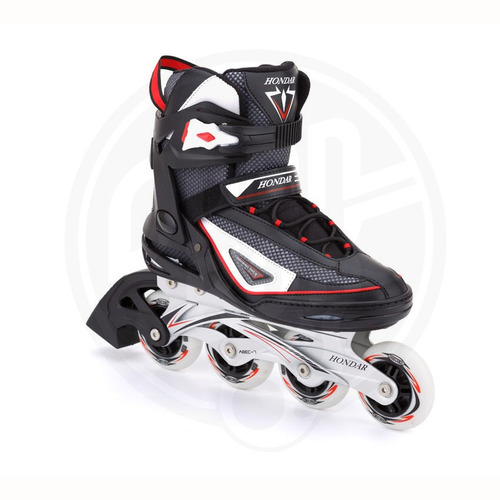 patines en linea hondar fitness mod 150 talla 40  12 cuotas