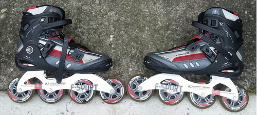 patines en linea marca landway semi profesionales