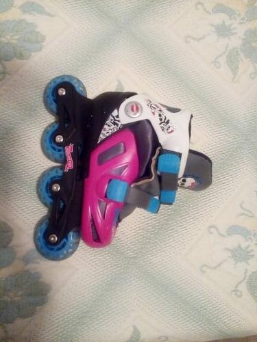patines en linea monster high usados (oferta fin de semana)