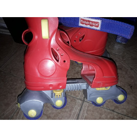 Patines Extensibles Fisher Price