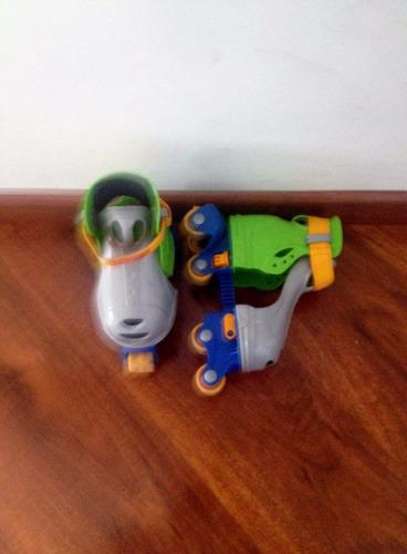 patines fisher price usados como nuevos