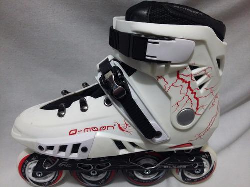 patines free style profesionales qmoon gl +regalo +envio