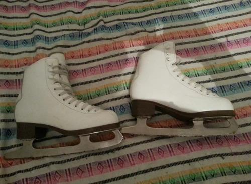 patines hielo skate